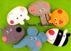 Estação Felicidade: Peppa Pig para a Maria Clara... :)
