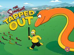 Tia Nerd: Simpsons tapped out esta  prestes a uma atualizaçã... http://tianerd.blogspot.com.br/