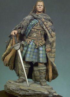 Highlander, Clan McLeod 1536 (54mm)