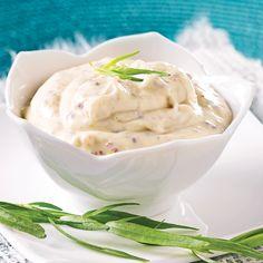 Sauce à fondue dijonnaise à l''estragon - Recettes - Cuisine et nutrition - Pratico Pratique