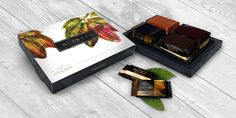 Design Agency: FAZdesign  Project Type: Produced, Commercial Work  Client: Nugali  Location: Joinville, Brazil  Packaging Contents: Chocola...