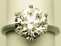 4.89 ct Diamond and Platinum Solitaire Ring - Antique Circa 1900 and Contemporary  SKU: W5680 Price    GBP £42,500.00 http://www.acsilver.co.uk/shop/pc/4-89-ct-Diamond-and-Platinum-Solitaire-Ring-Antique-Circa-1900-and-Contemporary-150p4311.htm#.VDUKqvldXHU