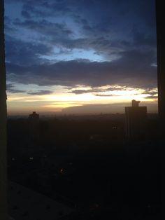 Afternoon... #sunset #summer #sãopaulo