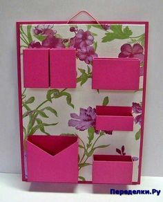 i feel like you could DIY this and put it in your locker and it would be perfect. Diy And Crafts, Crafts For Kids, Arts And Crafts, Cardboard Crafts, Paper Crafts, Art Diy, Diy Box, Craft Storage, Diy Organization