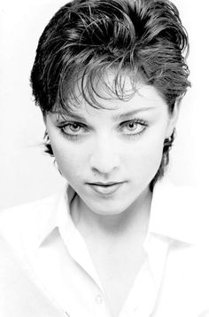 Madonna in 1979