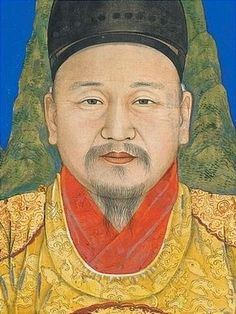 """조선시대 초상화 모음 """"임금은 임금 다워야하고, 신하는 신하다워햐 한다"""" 이말은 임금과 신하가 ... Korean Painting, Dotted Line, Korean Art, Rembrandt, Chinese Art, My Favorite Color, Watercolor, History, Drawings"""