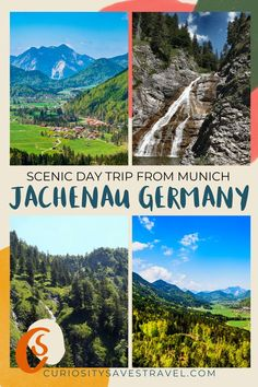 Day Trip from Munich: Hiking and Scenic Drive through Jachenau. Discover this amazing place just outside Munich, Germany. I things to do in Germany I Germany travel I what to do in Germany I where to go in Germany I places to go in Germany I Germany outdoors I Munich day trips I day trips form Munich I I visit Germany I Germany travel I Germany destinations l destinations in Germany I Germany scenic drives I hiking in Germany I Europe travel I hiking in Germany I #Germany #hiking #europe