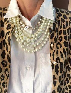 Fashion Over Always love me some pearls……. Women's Jewelry – a… Fashion Over Always love me some pearls……. Women's Jewelry – - My Accessories World Fashion Over 40, Over 50 Womens Fashion, 50 Fashion, Fashion Outfits, Fashion Tips, Fashion Trends, Fall Fashion, Latest Fashion, Classic Fashion