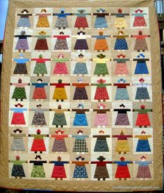 Moose Bay Muses: Blogger's Quilt Festival--Scrappy!