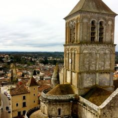 Chauvigny, very nice and small town near Poitiers, France - lived real close to here for six months