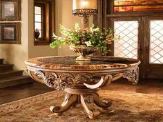 Entryway Round Table Ideas present wonderful decorating opportunities that shouldn't be ignored See more ideas about Entry table decorations, Entrance table and Entrance table decor Farmhouse Style, Hallways, How to build Entrway, Small, Rustic, Narrow, Glass, Mirror, couple Home Project