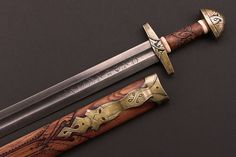 Handmade Swords - Herûbrandr (The Éothéod Oldland Sword)