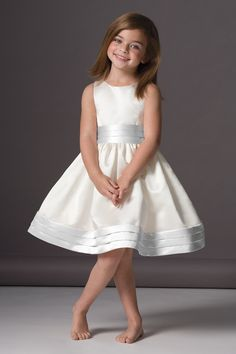 Seahorse 46248 Flower Girl Dress | Weddington Way