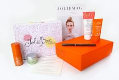 JolieBox of June 2012 Institut Esthederm, Sample Box, Beauty Box Subscriptions, Nail File, Color Inspiration, Shampoo, June, Cant Wait, Becca