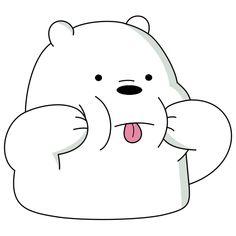 Cute Panda Wallpaper, Bear Wallpaper, Cute Disney Wallpaper, Wallpaper Iphone Cute, We Bare Bears Wallpapers, Panda Wallpapers, Cute Cartoon Wallpapers, Ice Bear We Bare Bears, We Bear