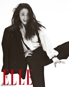 Tang Wei covers 'Elle' magazine | China Entertainment News