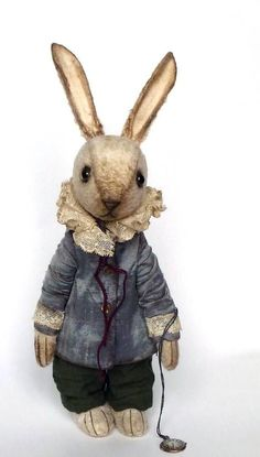 Rabbit Life, Rabbit Art, Rabbit Toys, Plush Animals, Felt Animals, Teddy Toys, Animal Masks, Bunny Plush, Bear Doll