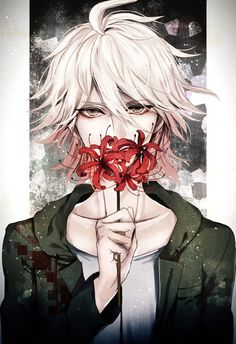 Nagito Komaeda Chocolate*Lily on Strikingly #danganronpa #komaeda