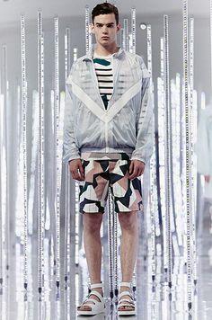photo : sacai man : 2015 SS : sacai Duster Coat, Hip Hop, Menswear, Mens Fashion, Jackets, Inspiration, Style, Concept, Culture