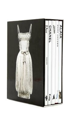 Books with Style   Fashion Memoires Book Set #bookswithstyle #bookset