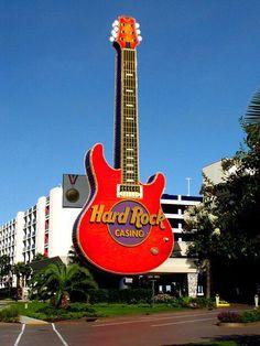 Гитара-казино