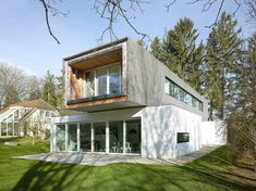 House in Tannay by Christian von Düring