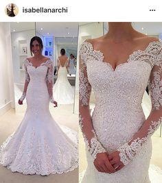 Vestido noiva Isabella Narchi