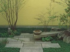 Landscape Architecture, Landscape Design, Architecture Design, Japanese Garden Landscape, Paving Pattern, Japanese House, Small Gardens, Beautiful Gardens, Garden Landscaping