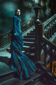 lady lucille is determined to restore Crimson Peak to its former glory | in theaters 10.16.15
