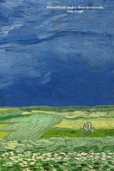 Wheatfield under thunderclouds: Van Gogh, Lined/ ruled journal ( notebook, composition book) 160 pages, 6x9 inch (15.24 x 22.86 cm) Laminated by Studio Beeker http://www.amazon.com/dp/1518868029/ref=cm_sw_r_pi_dp_2Q7nwb046BPJX
