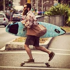 Surfer Hipster