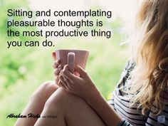 #abrahamhicks #thoughts #productive