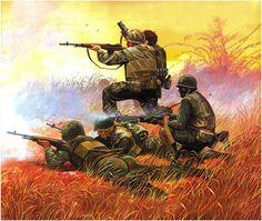 US Marines in NAM