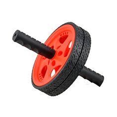 MaxxMMA Dual Ab Wheel  Fitness Roller Abdominal Exercise Equipment ** For more information, visit image link.