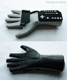 Gamer Facade Silicone Power Glove ~  For All Your Baking Needs :)