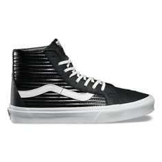 74d50c6f3d72 Moto Leather UA SK8-Hi Reissue