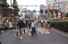 入谷の朝顔市 Dolores Park, Street View, Party, Parties