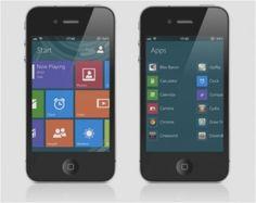 #Metroon -Transforms #iOS into #Windows8's #MetroUI