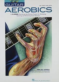 Guitar Aerobics PDF By:Troy Nelson Published on by Hal Leonard Corporation (Guitar Educational). From the former editor of Guitar. Music Theory Guitar, Easy Guitar Songs, Guitar Chord Chart, Jazz Guitar, Guitar Tips, Music Guitar, Playing Guitar, Acoustic Guitar, Learning Guitar