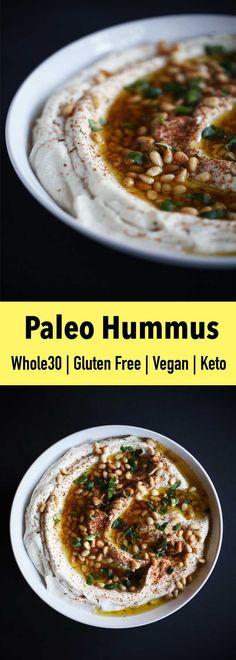 Paleo Hummus - The Paleo Paparazzi