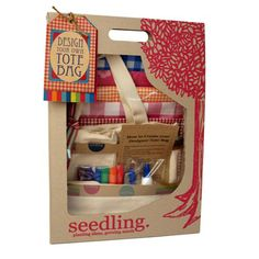 ACHICA | Seedling Design Your Own Tote Bag £20