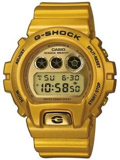 The Mens G-Surprise Watch DW-6900GD-9ER is a brilliant instance of the Casio…