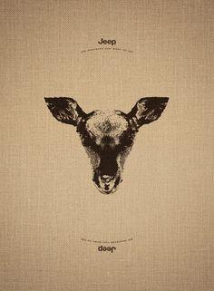 """""""Doe & Sea-Lion"""" / """"Elephant & Swan"""" / """"Giraffe & Penguin"""" – Leo Burnett (Francia): León de Oro - See more at: http://www.marketingdirecto.com/especiales/cannes-lions-2014/las-17-mejores-campanas-graficas-de-canneslions-demuestran-que-el-papel-esta-muy-lejos-de-la-tumba/#sthash.WtRiYJEa.dpuf"""