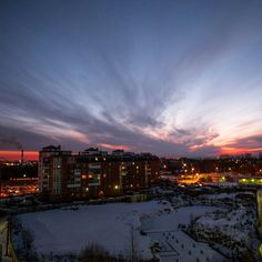 Good morning! #sun #sunrise #morning #sky #vsco #vscocam #vscogood #vscorussia #landscape #instasunrise #amazing #instacool #colorful #clouds #skylovers #mothernature #canon #explore #pushkin #photography #pushkinru #travel #longexposure #slowshutter