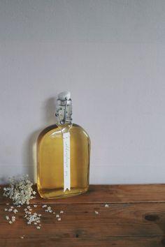 elderflower gin - a grown up alternative to cordial!