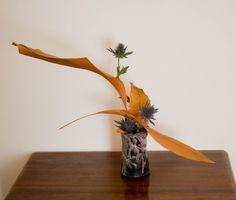 Ikebana Sogetsu (realizzato da Luca Ramacciotti e Valeria Raso Matsumoto)  #ikebana #sogetsu
