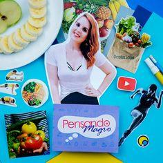 A youtuber Camilla Pires vai te inspirar a emagrecer e ter uma vida saudável #FazendoArteNaDia #scrapbooking #YouTube #fitness