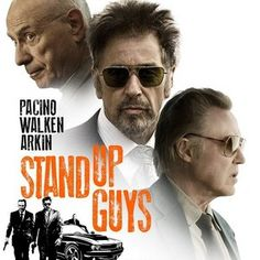 EXCLUSIVE: Stand Up Guys Al Pacino and Christopher Walken Interviews -- These Hollywood legends star together for the first time in this crime thriller, on Blu-ray and DVD May 21st. -- http://wtch.it/4KgoY