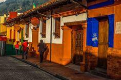 Bogota: la Candelaria