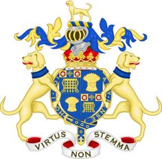 Coat of Arms of the Duke of Westminster.History of the Grosvenor family Richard Grosvenor was created Baronet of Eaton in January 1622.[3] Sir Richard Grosvenor, the 7th Baronet, was created Baron Grosvenor in 1761 in 1784 became both Viscount Belgrave & Earl Grosvenor under George III. The title Marquess of Westminster was bestowed upon Robert Grosvenor the 2nd Earl Grosvenor at the coronation of William IV in 1831The subsidiary titles are: Marquess of Westminster (created 1831)  see wiki